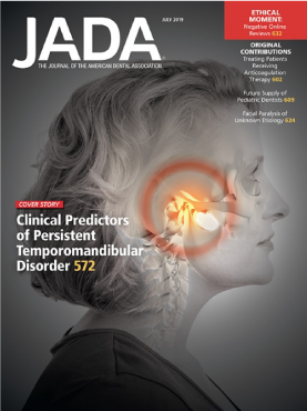 Dr. Meloto Publishes JADA Cover Article, Receives IASP Award